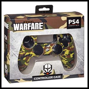 Carcasa para mando PS4 Indeca Warfare 2019