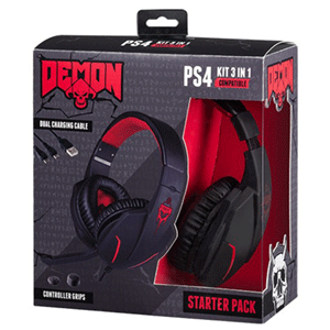 Starter Pack Indeca Demon