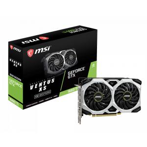 MSI GeForce GTX 1660 Ti VENTUS XS 6GB GDDR6 - Tarjeta Gráfica Gaming