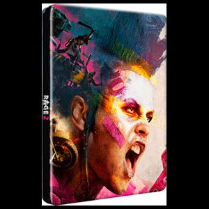 Rage 2 - Steelbook
