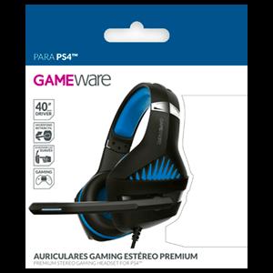Auriculares Gaming Estéreo GAMEware Premium