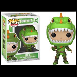 Figura Pop Fortnite S2: Rex
