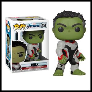 Figura Pop Vengadores Endgame: Hulk