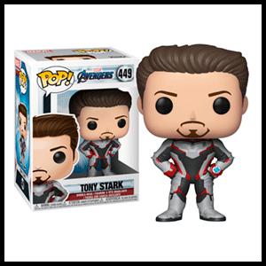 Figura Pop Vengadores Endgame: Tony Stark