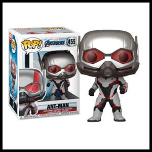 Figura Pop Vengadores Endgame: Ant-Man