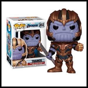 Figura Pop Vengadores Endgame: Thanos