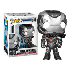 Figura Pop Vengadores Endgame: War Machine