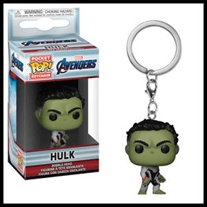 Llavero Pop Vengadores Endgame: Hulk