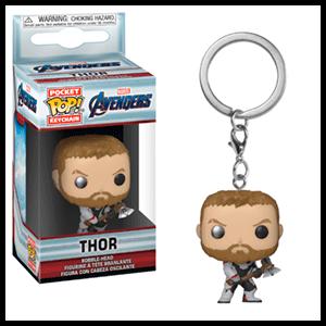 Llavero Pop Vengadores Endgame: Thor