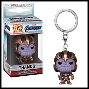 Llavero Pop Vengadores Endgame: Thanos