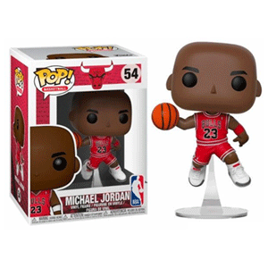 Figura Pop NBA: Michael Jordan Chicago Bulls