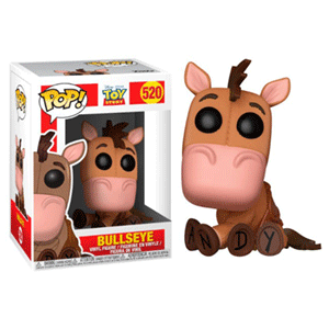 Figura Pop Toy Story: Perdigón