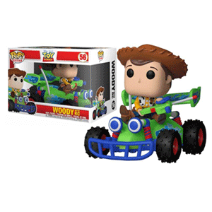 Figura Pop Ride Toy Story: Woody con RC