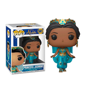 Figura Pop Aladdin: Princesa Jasmine
