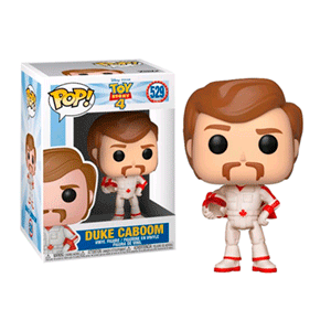 Figura Pop Toy Story 4: Duke Kaboom