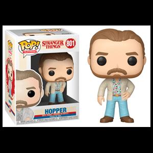 Figura POP Stranger Things 3: Hopper (Date Night)