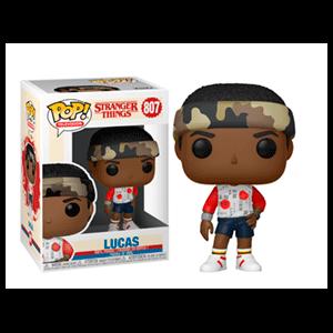 Figura POP Stranger Things 3: Lucas