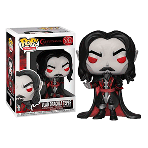 Figura POP: Castlevania  - Vlad Dracula Tepes