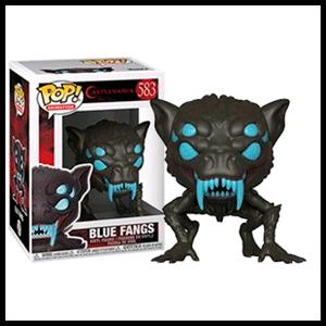 Figura POP: Castlevania - Blue Fangs