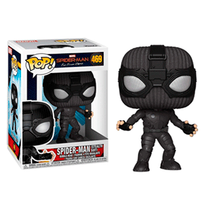 Figura POP Spiderman Far From Home: Spiderman Traje Stealth