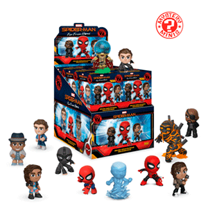 Mystery Mini: Spider-Man Far From Home