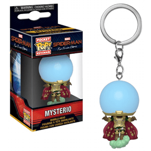 Llavero POP Spiderman: Mysterio