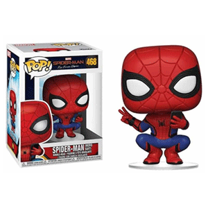 Figura POP Spiderman Far From Home: Spiderman Traje de Héroe