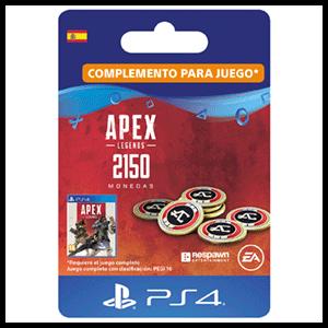 Apex Legends 2,000 (+150 Bonus) Apex Coins PS4