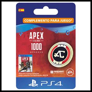 Apex Legends 1,000 Apex Coins PS4