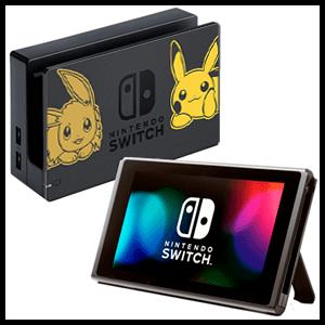 Nintendo Switch Ed. Pokemon