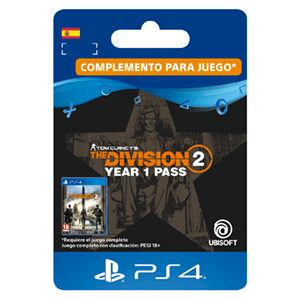 Tom Clancy's The Division 2 - Year 1 Pass PS4