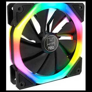 Nox Hummer D-Fan RGB Doble Anillo - Ventilador 120mm