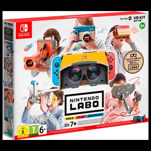 Nintendo LABO Kit de VR - Set Completo