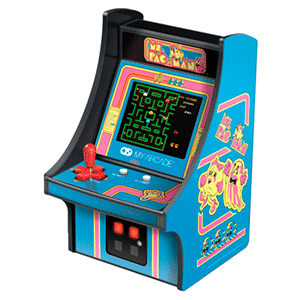 Consola Retro My Arcade Ms. Pac-Man