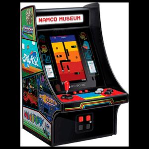 Consola Retro My Arcade Namco Museum (20 juegos)