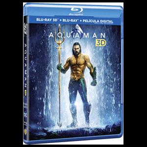 Aquaman - 3D + 2D