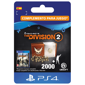 Tom Clancy's The Division 2 - Welcome Pack PS4