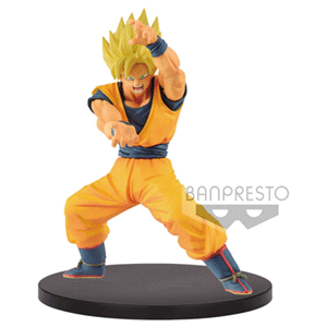 Figura Banpresto Dragon Ball Super: Super Saiyan Goku Chosen