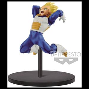 Figura Banpresto Dragon Ball Super: Super Saiyan Vegeta Chosen
