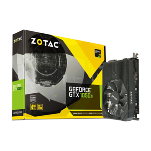 Zotac GeForce GTX 1050 Ti Mini 4GB GDDR5 - Reacondicionado