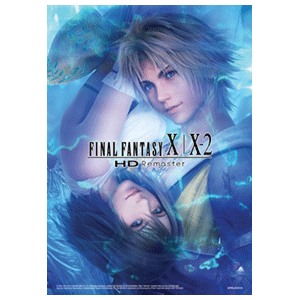 Final Fantasy X/X-2 Switch - Lámina lenticular