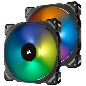 Corsair ML Pro RGB 140 Kit 2x - Ventilador 120mm