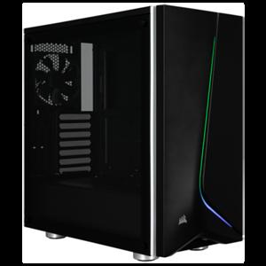 Corsair Spec-06 RGB Negra - Caja de Ordenador