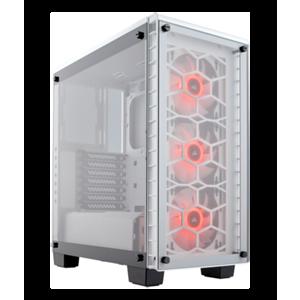 Corsair Crystal 460X Blanca - Caja de Ordenador
