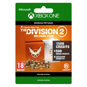 Tom Clancy's The Division 2 - Welcome Pack XONE