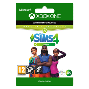 The Sims 4: Fitness XONE