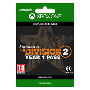 Tom Clancy's The Division 2 - Year 1 Pass XONE