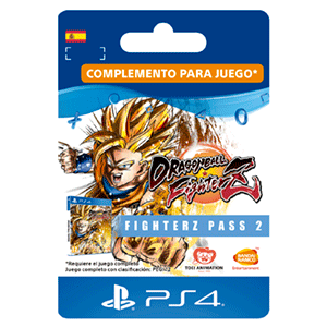 Dragon Ball FighterZ - Fighter Z Pass 2 PS4