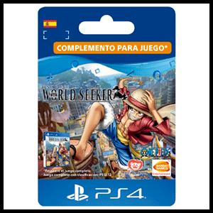 One Piece World Seeker - Episode Pass PS4
