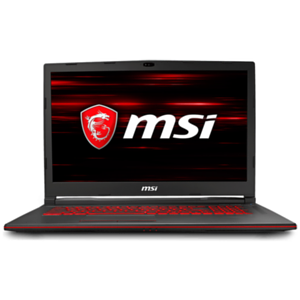 MSI GL73 8RD-019XES -i7-8750H -GTX 1050Ti 4GB -8GB -1TB HDD + 256GB SSD -17,3'' FHD -FreeDOS -Portátil Gaming -Reacondicionado